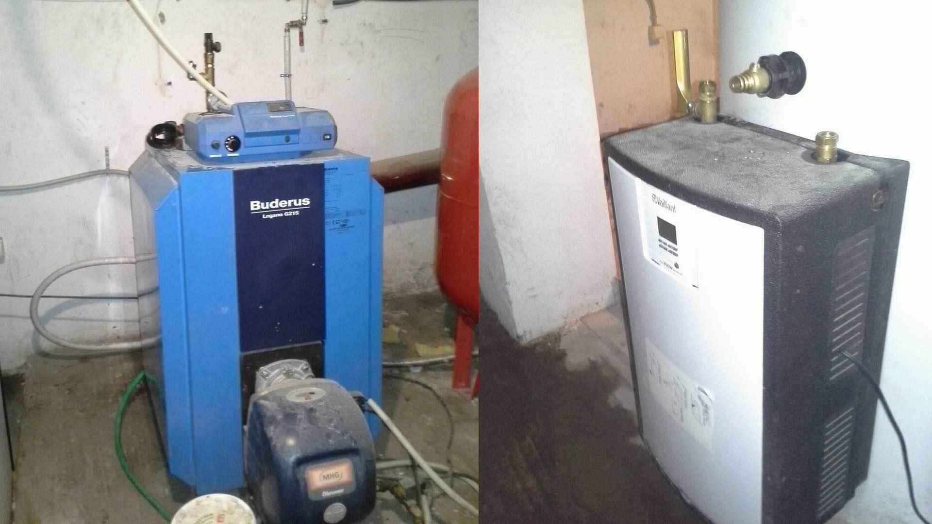 Υδραυλικός Κάρυστος - Μαρμάρι - Θέρμανση